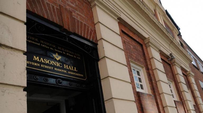 birmingham city Masonic lodge