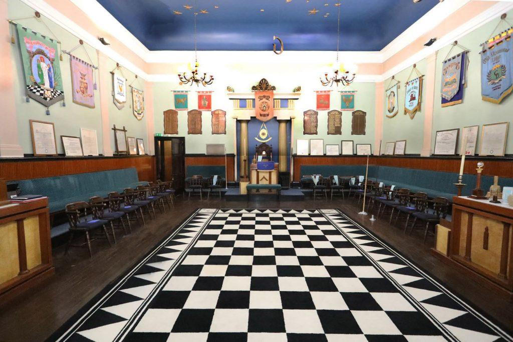 Masonic Hall in Birmingham