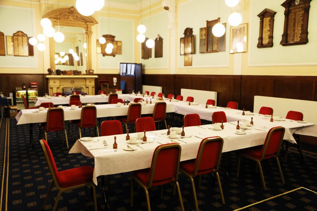 Banquet Hall in Birmingham for hire